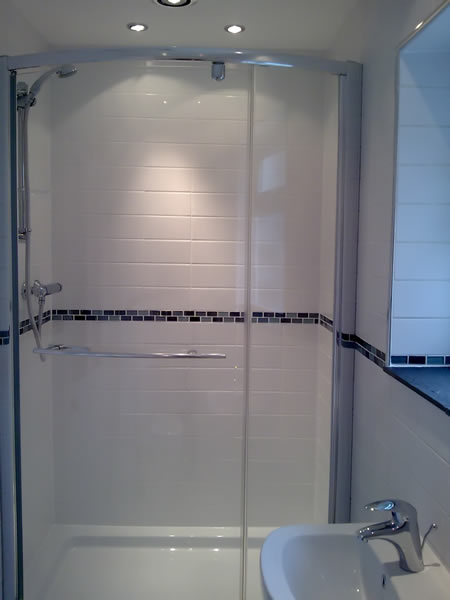 Full Bathroom Suite Installation